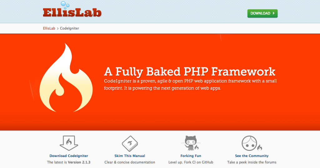 ellislab_codeigniter_new_website