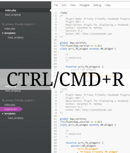 Quick tip: Reload File Tree in Brackets / Adobe Edge Code