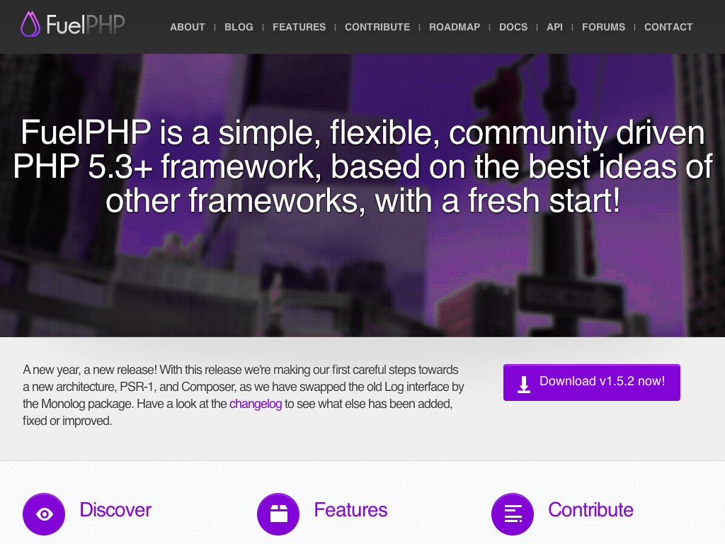 Best PHP MVC frameworks of 2013