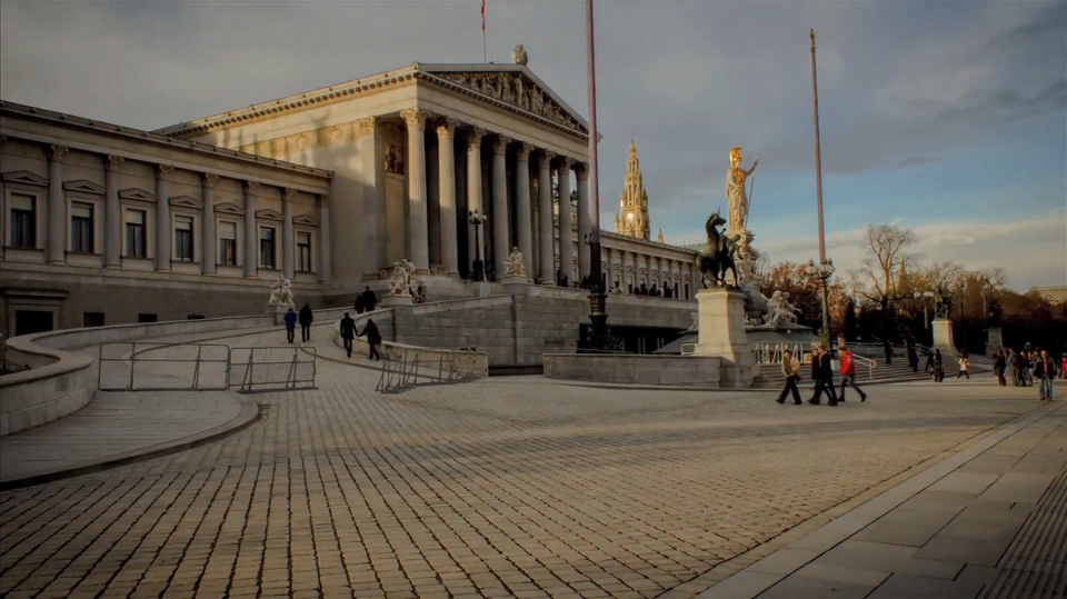 Outstanding Vienna Timelapse