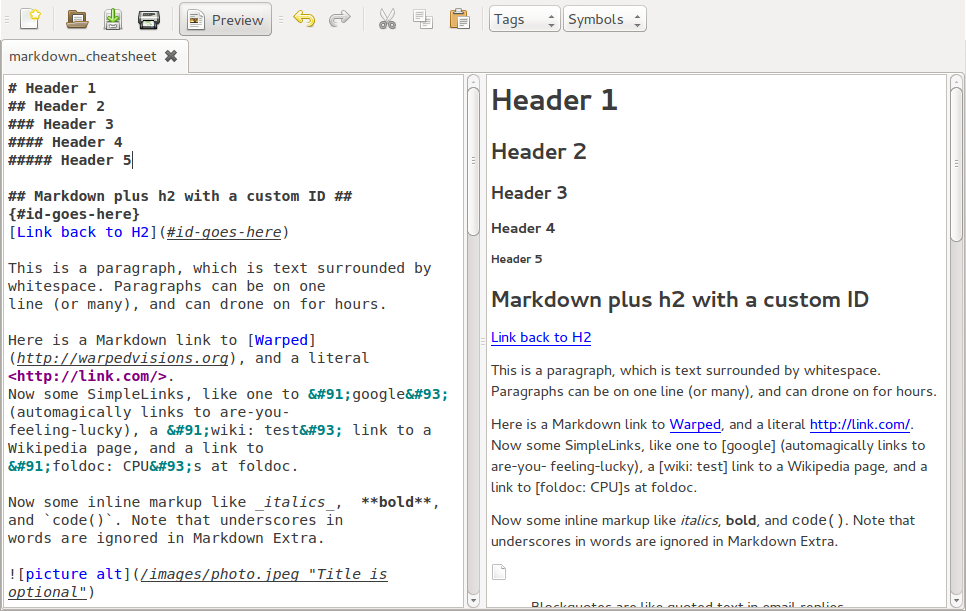 Why I believe in MarkDown