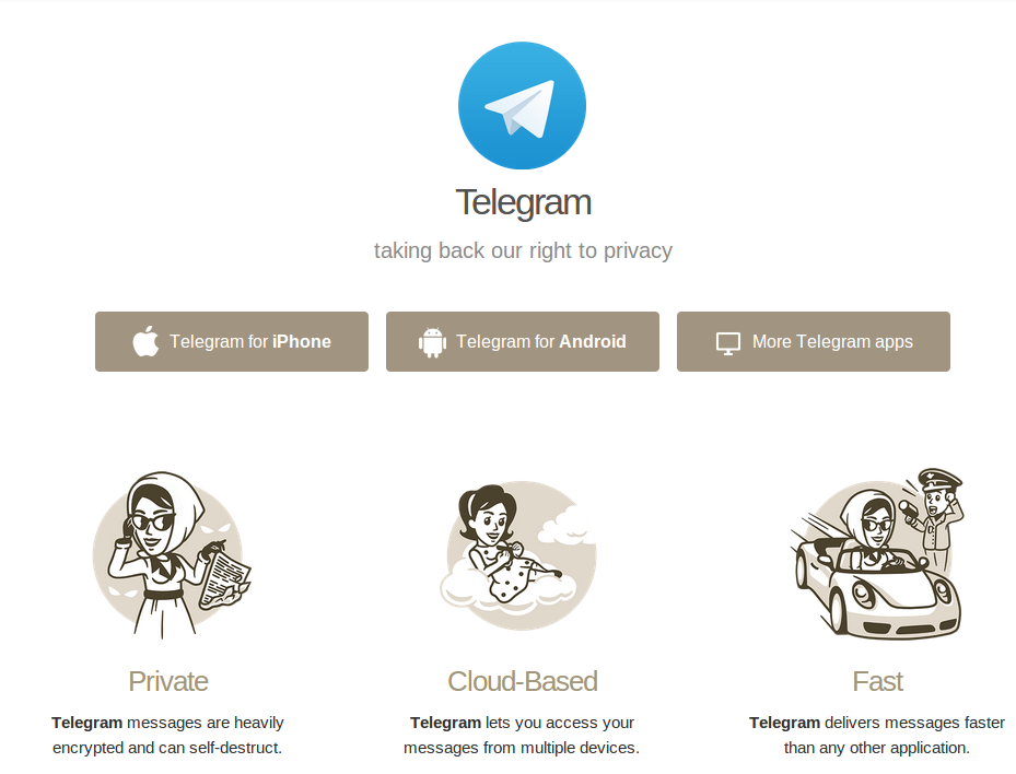 telegram-messenger-android-ios-iphone-browser