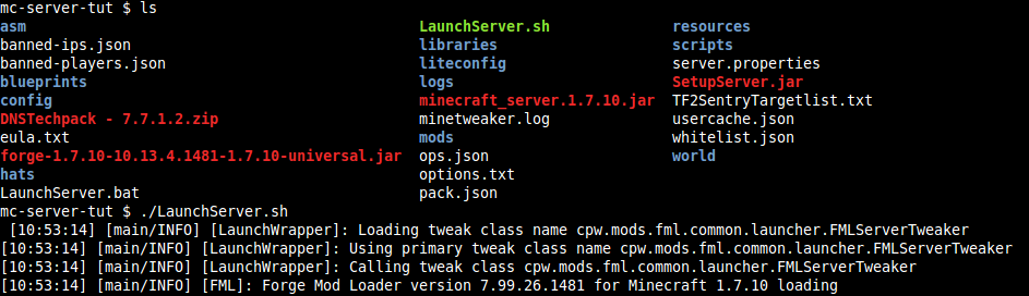 HowTo: Modded Minecraft Server with ATLauncher