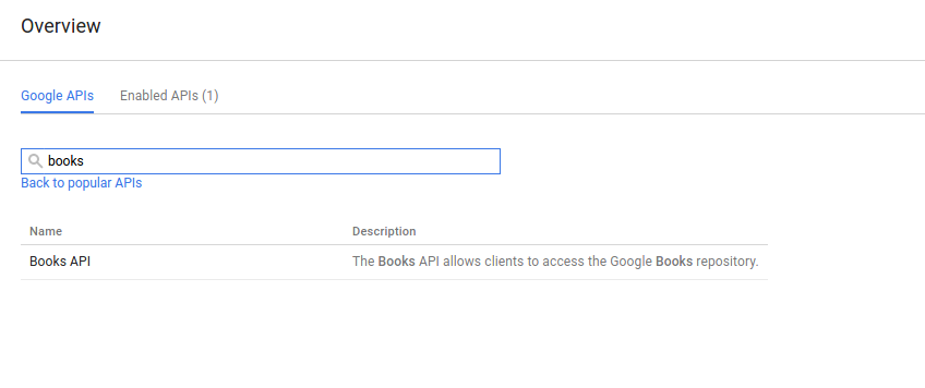 google-books-api-manager