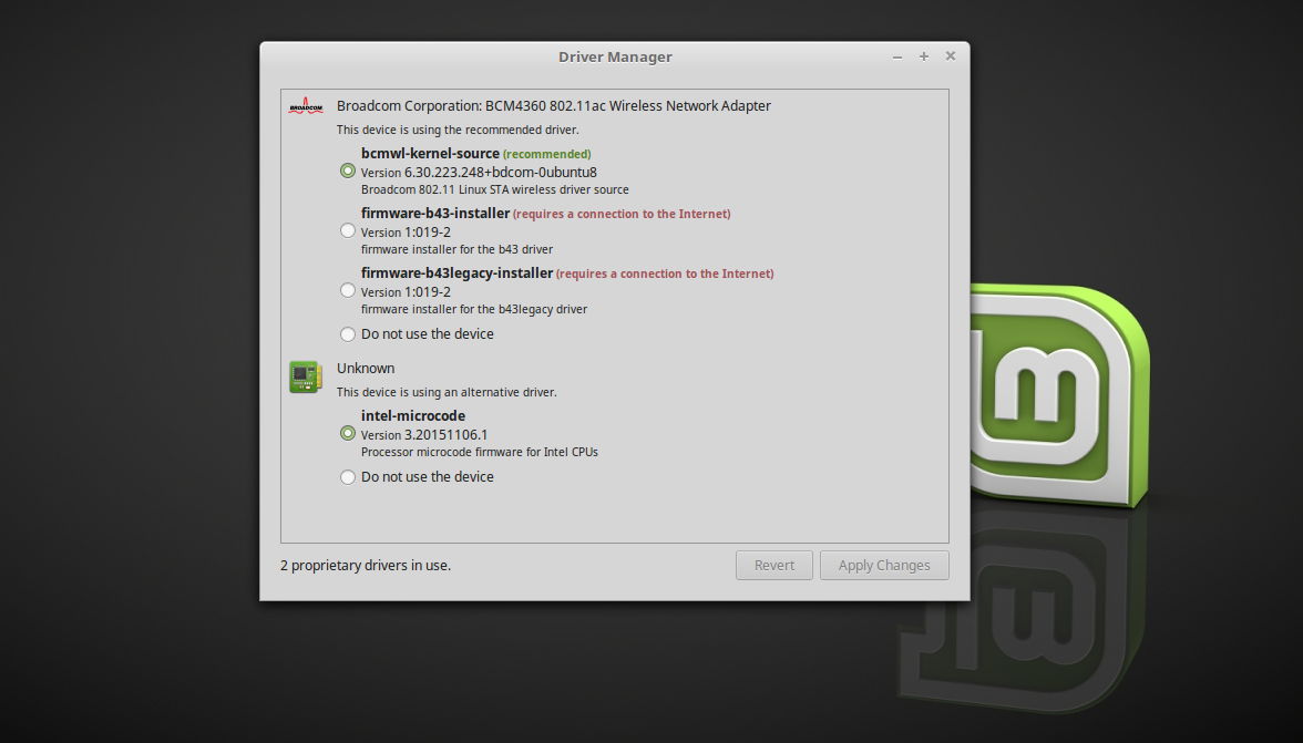 [Solved] Linux Mint 18 not waking up from Suspend / Hibernate after Lid close