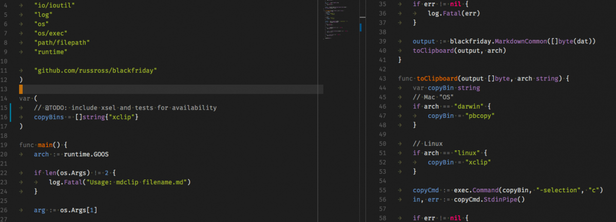Best (dark) Visual Studio Code Syntax Themes