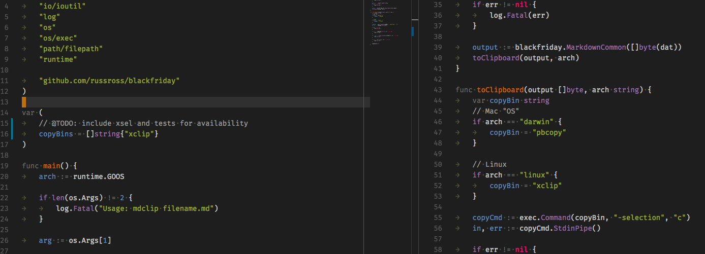 Best (dark) Visual Studio Code Syntax Themes - JonathanMH