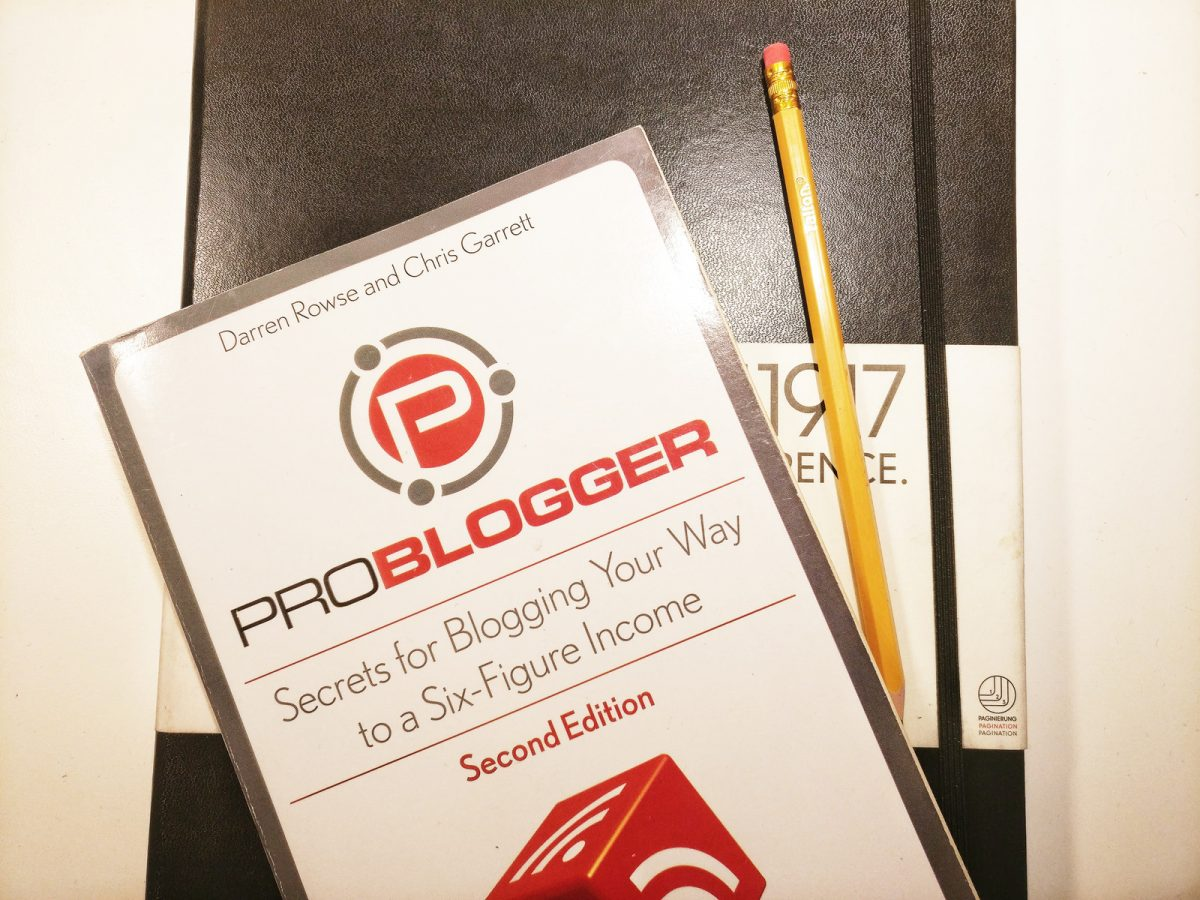 Review: Problogger