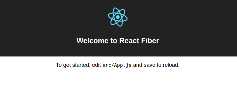 How to try React Fiber with Create React App