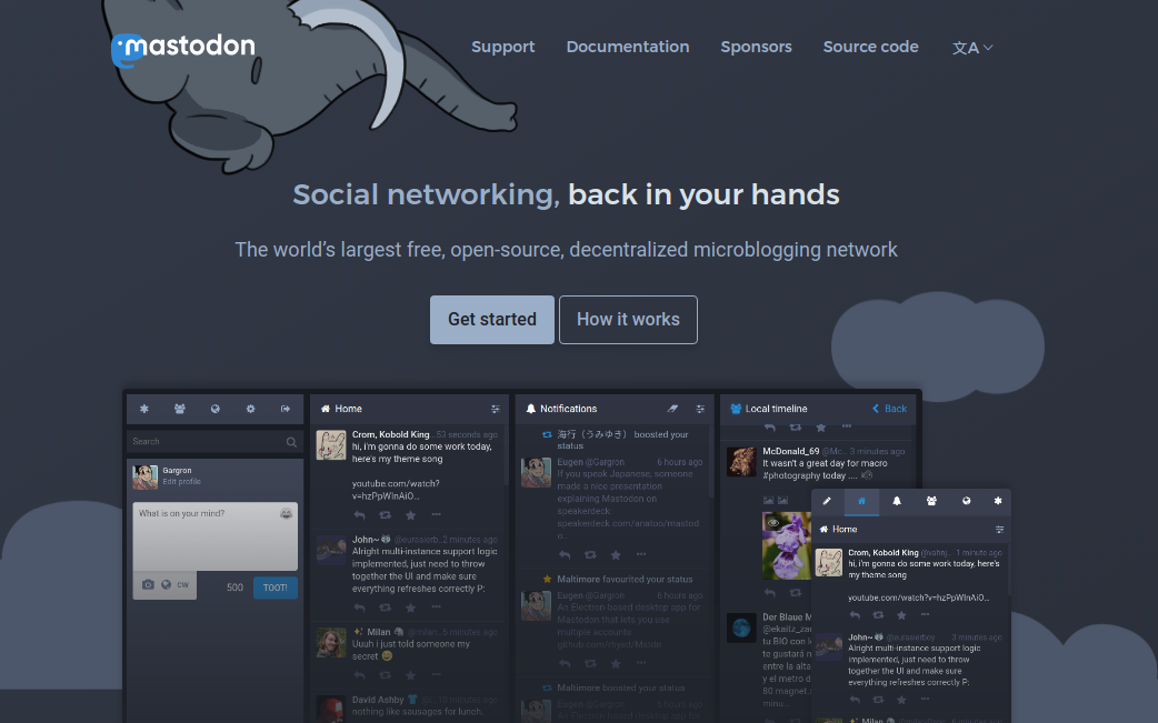 A Mastodon Review, is it the next Twitter / Facebook by the People?