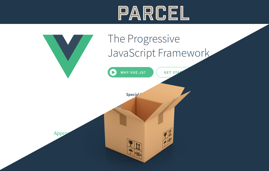 Using Vue.js with Parcel.js Tutorial