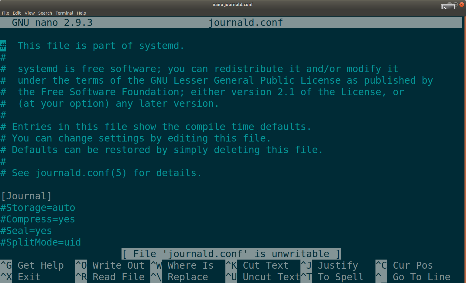 How to quit vim / nano / any text editor on Linux